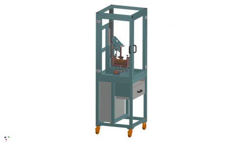 Schließdruckmessgerät für Gummiprofile