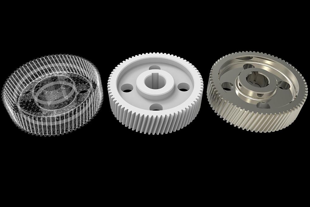 3D Druckservice MJF Verfahren