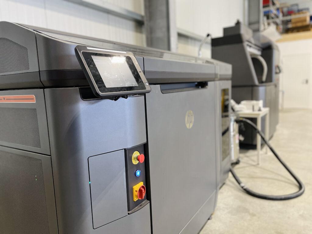 Unser Equipment - HP MJF 4200